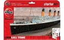 AirFix 1/1000 RMS Titanic -Large Starter Set