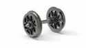 Hornby Split Spoked Wheels (10)