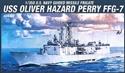 Acadamy 1/350 USS Oliver Hazard Perry FFG-7