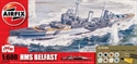 Airfix 1/600 HMS Belfast Gift SET