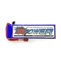 Li-Po 11.1V (3S) 5000mAh 45C (Deans) X-Power