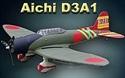 ESM Aichi D3A1 120 ARF 1540mm