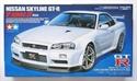 Tamiya 1/24 Nissan Skyline GT-R R34 V-Spec II